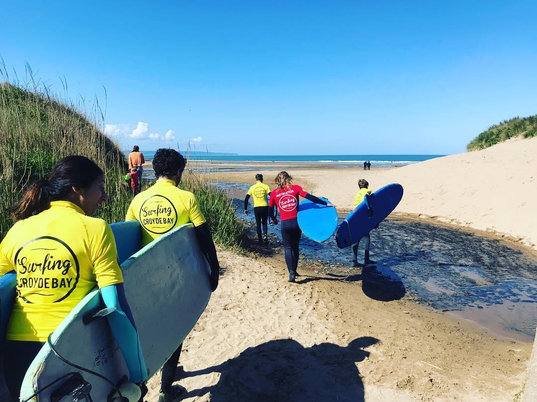 croyde surf school