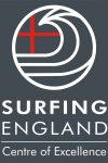 Surfing England centre of excellence surf school